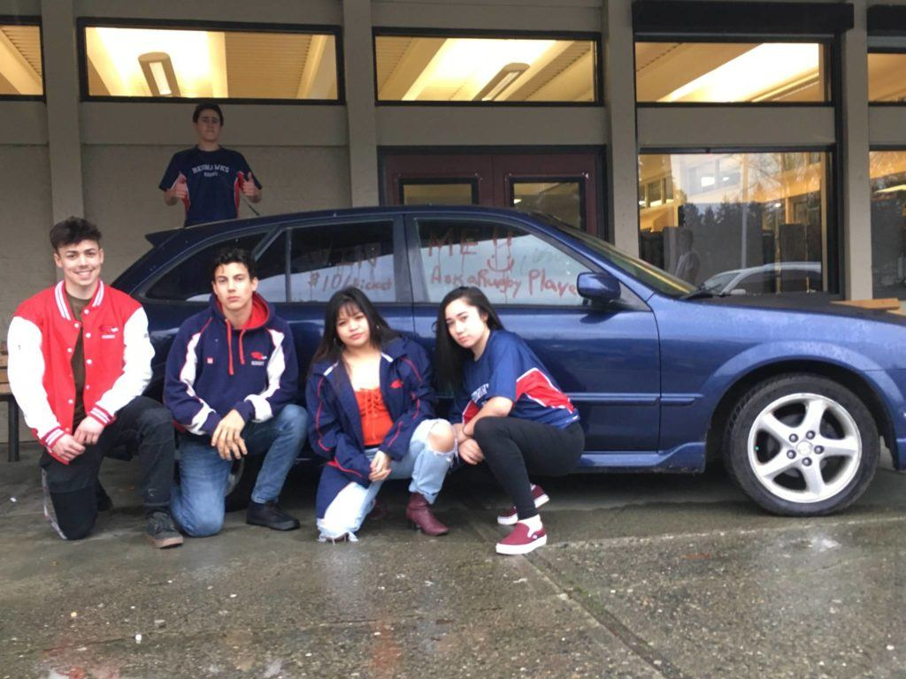 Car raffle proceeds to support Langley high school rugby program