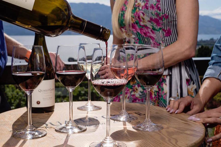 Millennials closing in as B.C.'s biggest wine drinkers
