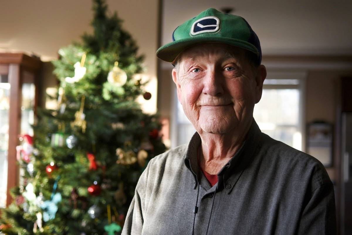 Told he had two weeks to live, Langley man now enjoying new lease on life