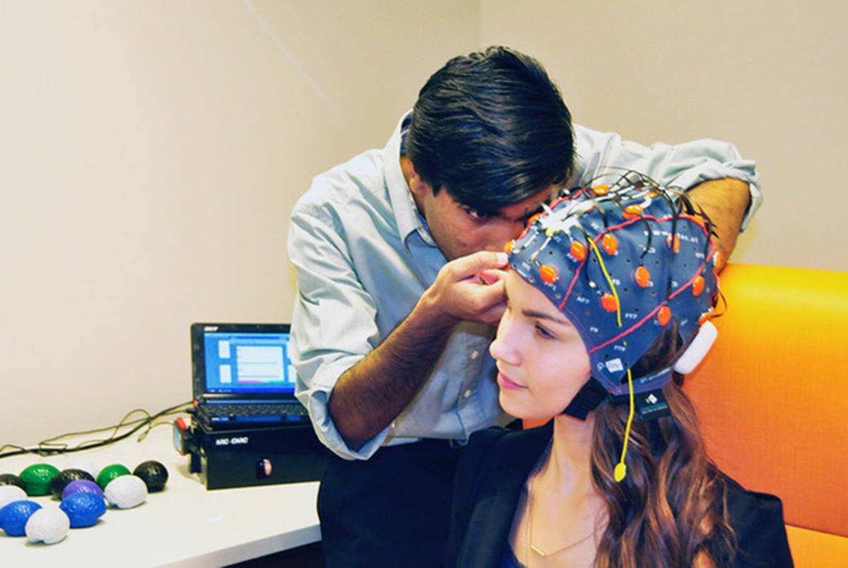 "Surrey-born 'Brain Vital Signs' technology under development. It is being called ""game-changing"" for global brain health. (Photo submitted)"