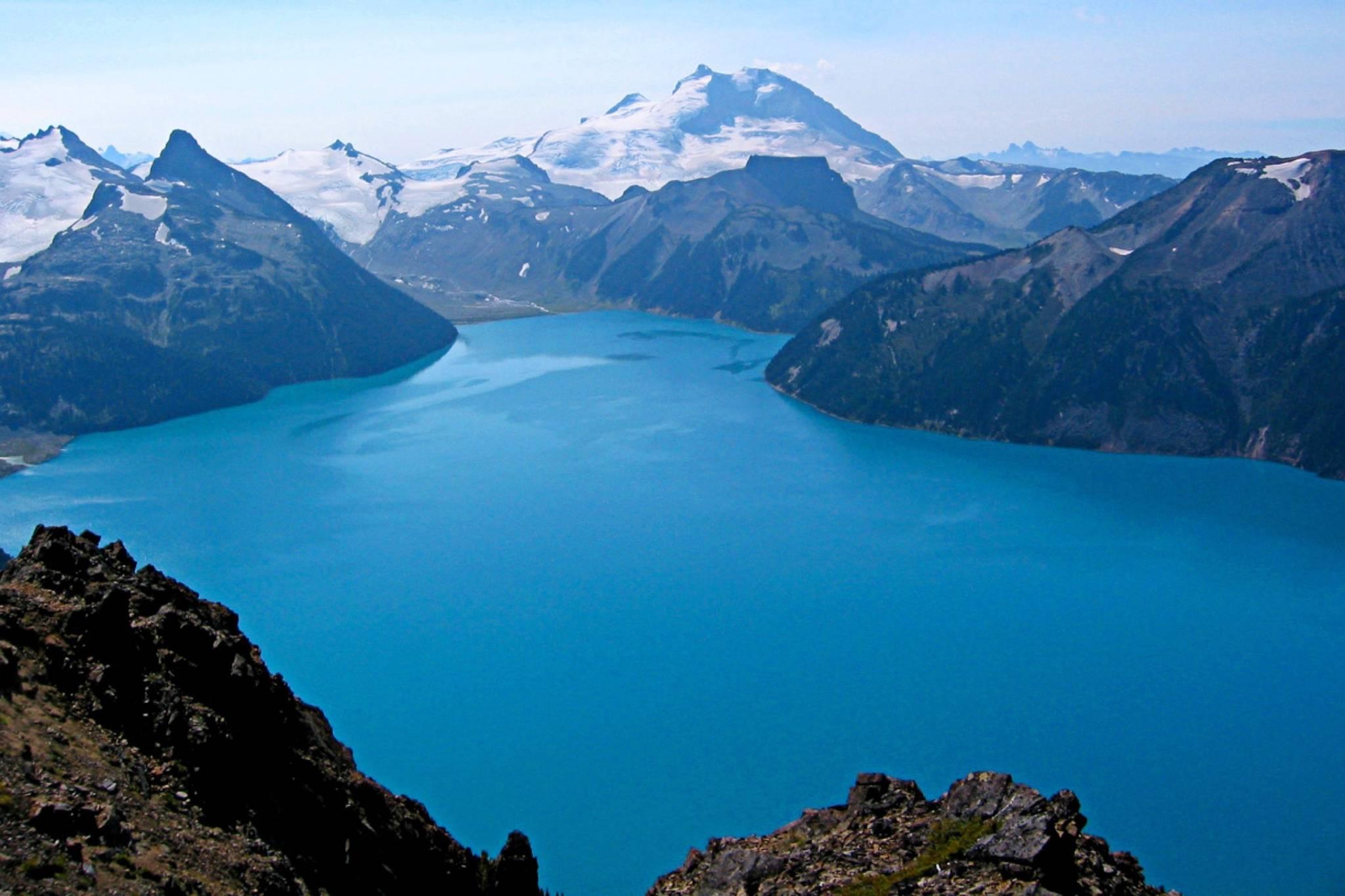 Garibaldi Lake (Wikimedia Commons)
