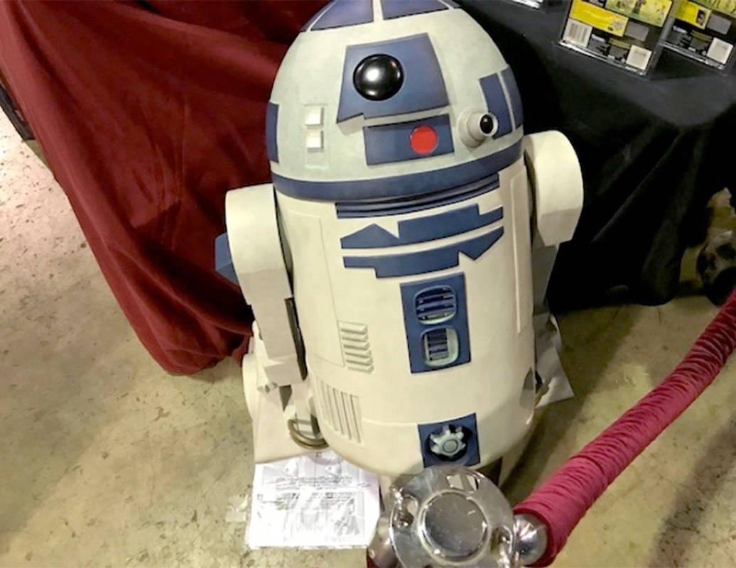 The Force will be with bidders at massive Stars Wars auction
