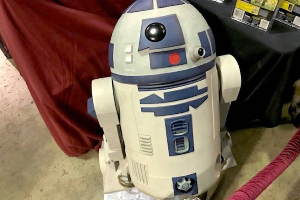 VIDEO: The Force will be with bidders at massive Stars Wars auction