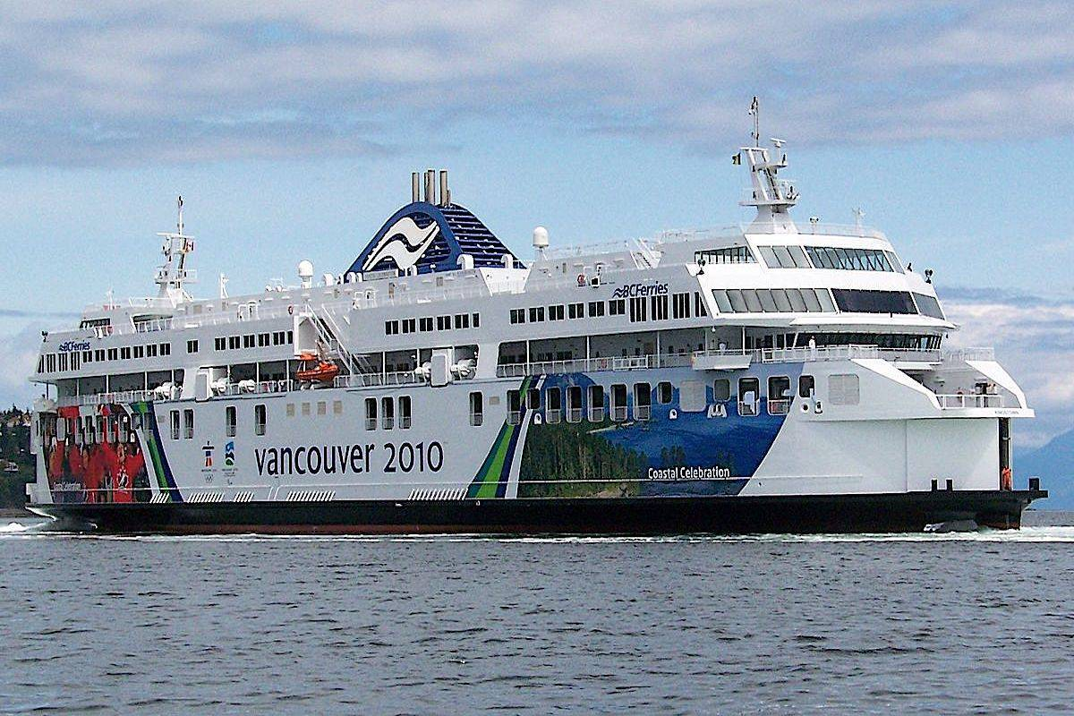 BC Ferries exploring options for better WI-FI