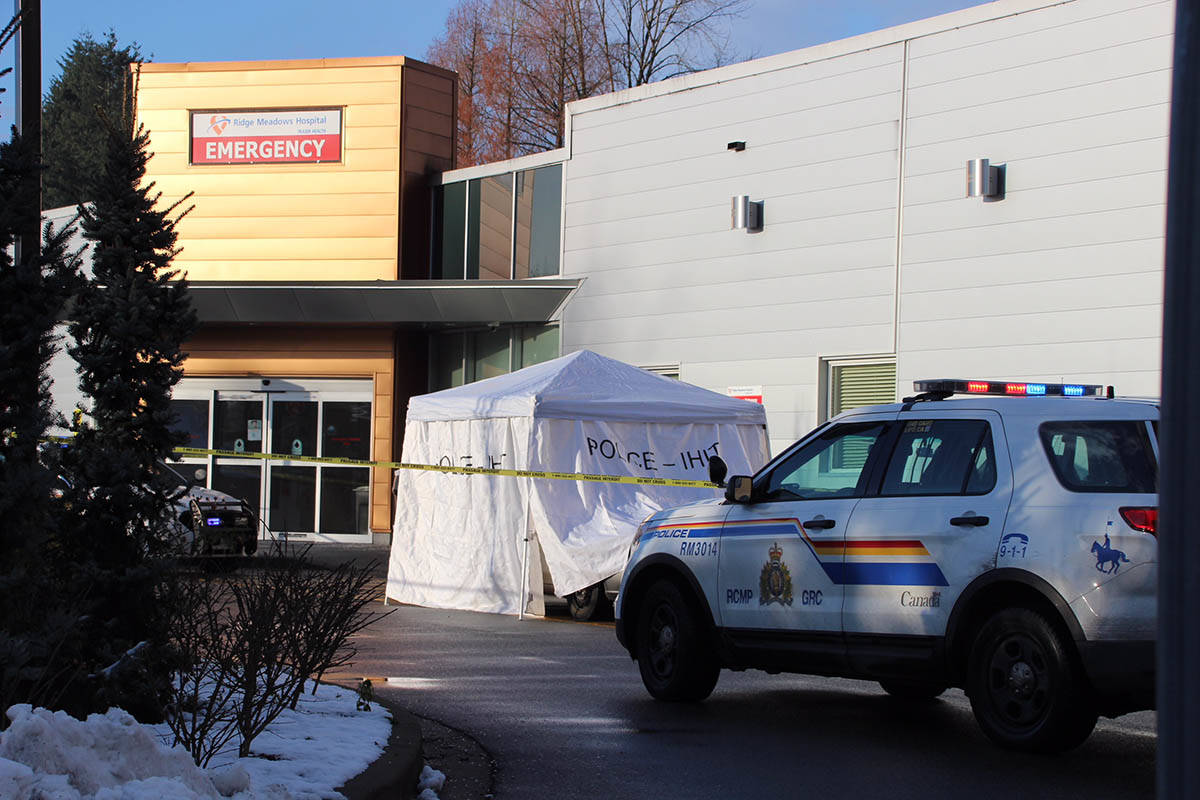VIDEO: One man dead after early-morning shooting in Maple Ridge