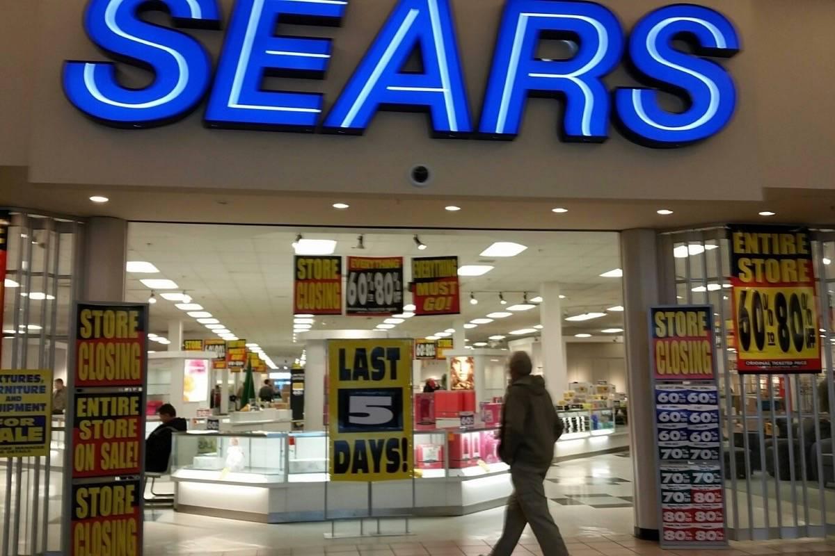 Langley says goodbye to Sears