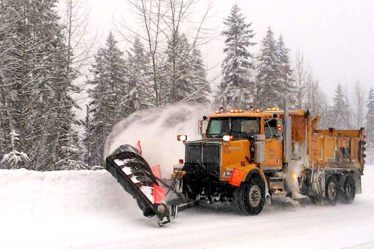 Environment Canada issues weather alert for highways
