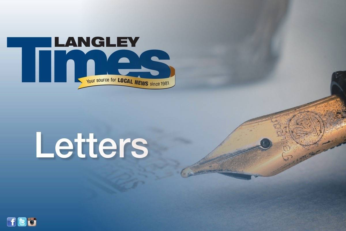 Letter: Langley's lost generation of homeowners