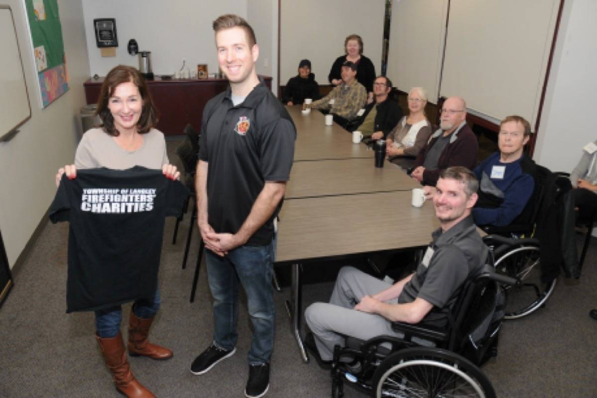 Langley community comes through to help stroke survivors
