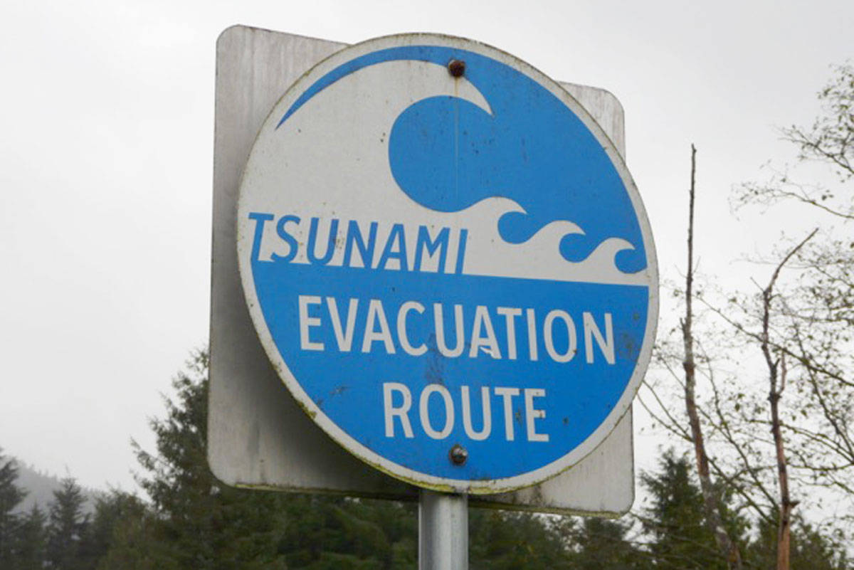 Tsunami warnings 101: Canada – Langley Advance Times