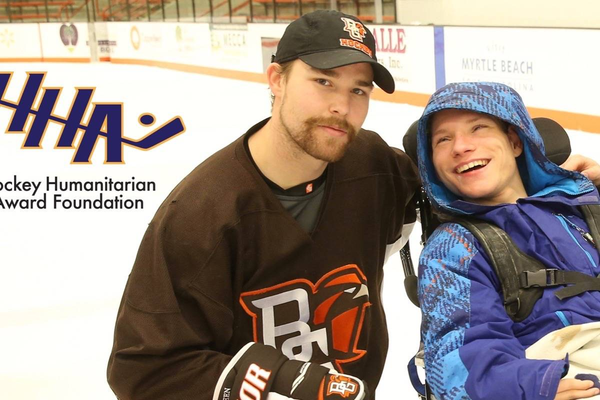 UPDATED: Former Rivermen captain up for humanitarian award