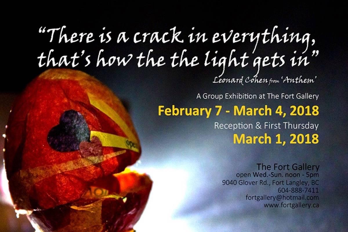 Leonard Cohen lyrics inspire Fort Gallery's group exhibition