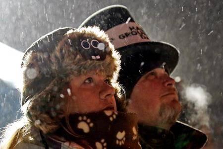 Groundhog Day: Punxsutawney Phil sees 6 more weeks of winter
