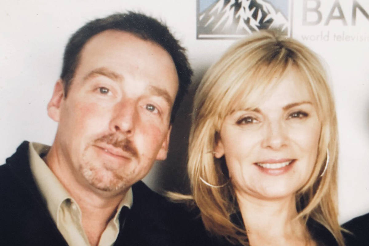 Sex and the city actress Kim Cattrall took to Twitter on Sunday to announce the passing of her brother Christopher Cattrall who went missing from his Lacombe County home Jan. 30. RCMP state his death is being investigated but is not deemed as suspicious.                                Twitter photo