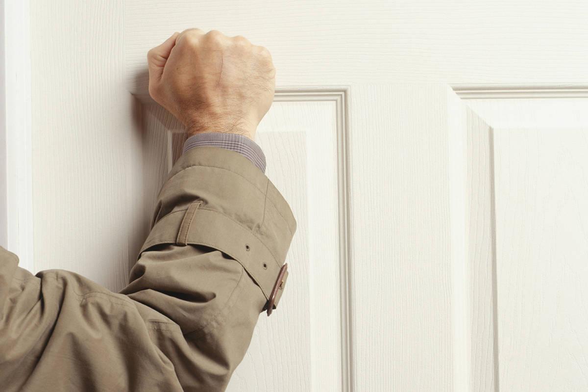 A door-to-door scam has been reported in Abbotsford. Thinkstock photo