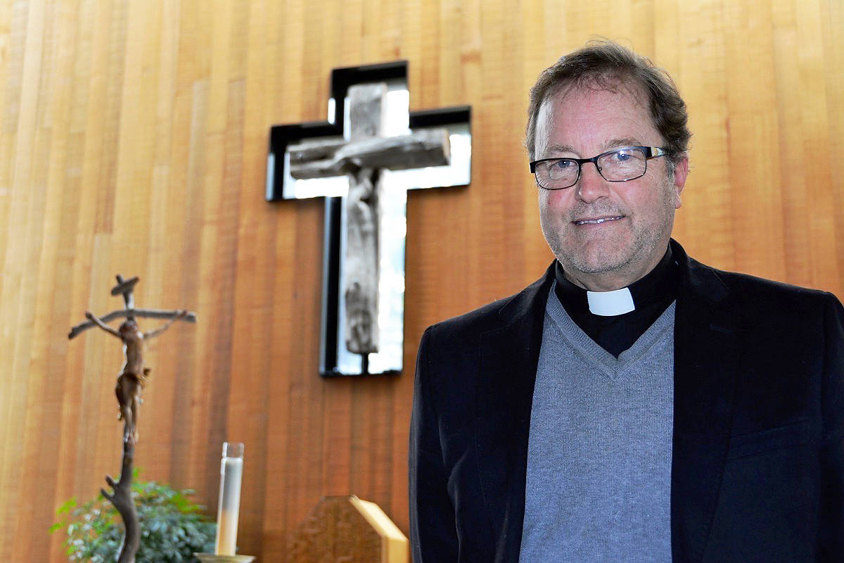 B.C. Catholic priest has five kids and Pope's blessing
