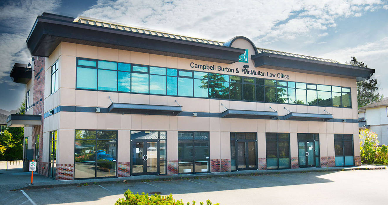 CBM Lawyers – Campbell Burton McMullan LLP – is a full-service community law firm.