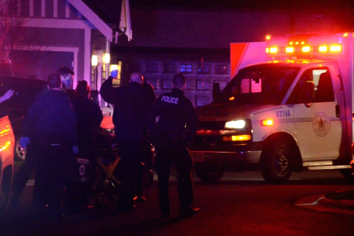 VIDEO: Surrey man identified as victim of fatal Langley shooting (updated)