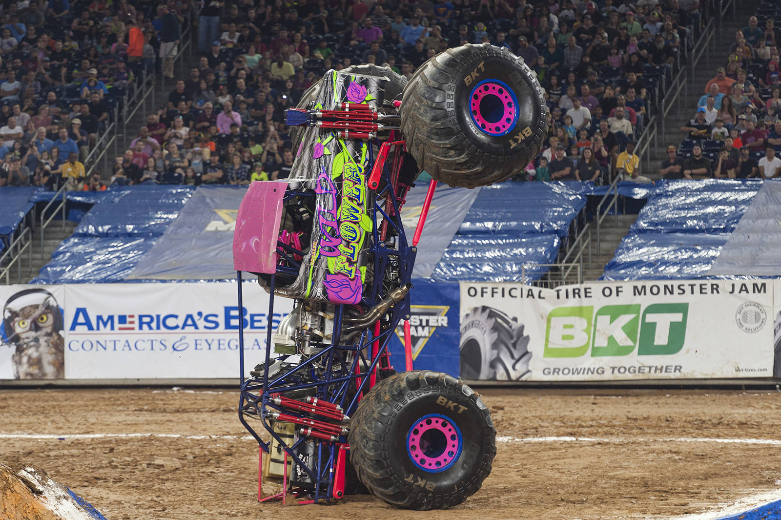 Action-packed Monster Jam returns to Vancouver this March
