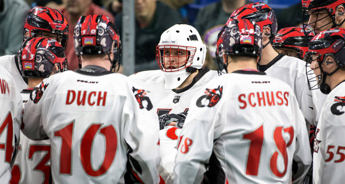 The Vancouver Stealth will have new coaches in charge of the offence and defence when the team hosts New England on Saturday. Garrett James Vancouver Stealth