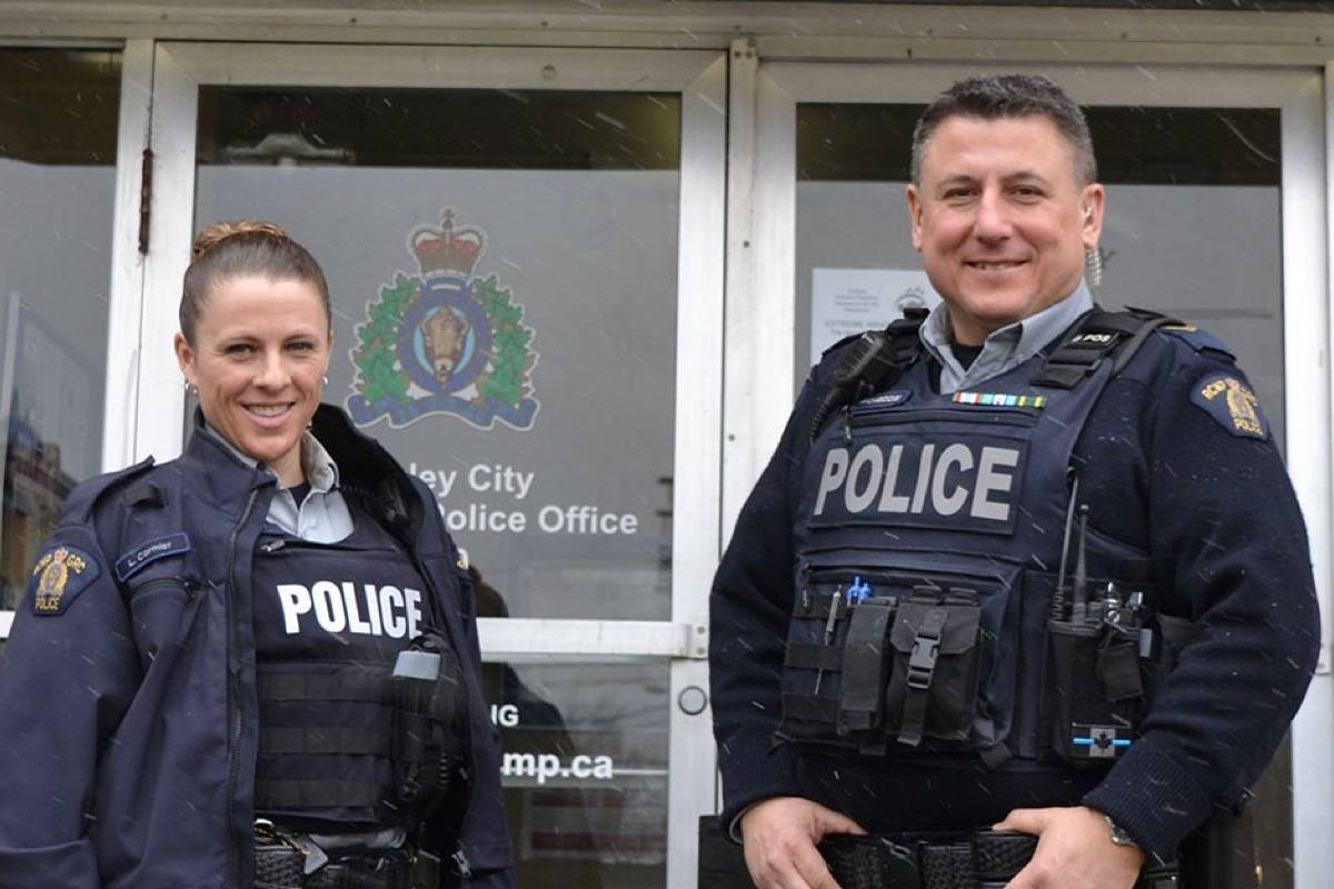 Langley City CPO plays larger policing role