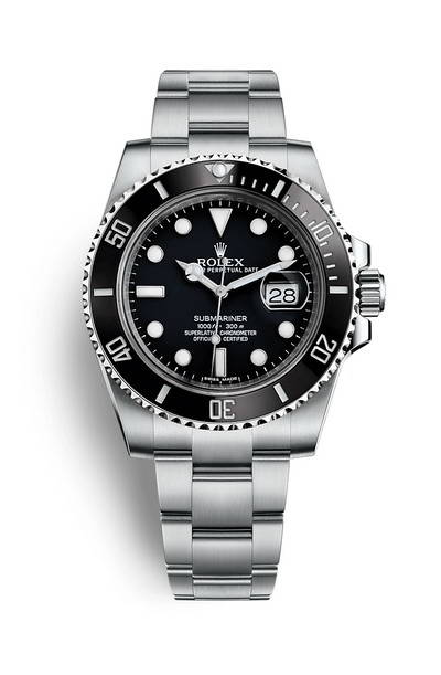This Rolex was also stolen.