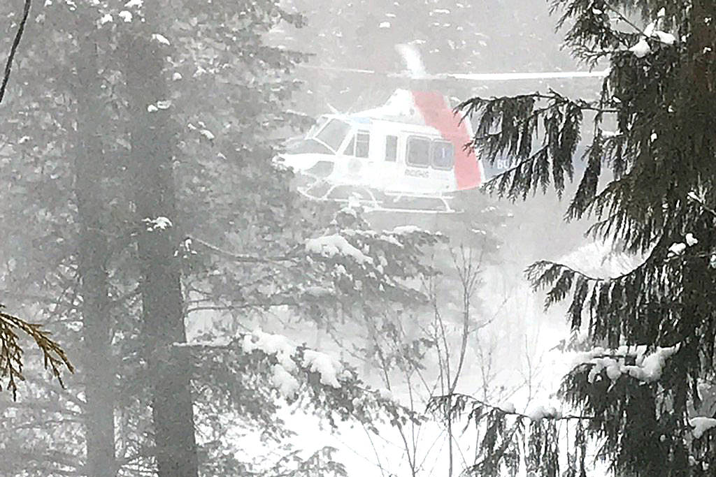 Vancouver man dies in skiing accident