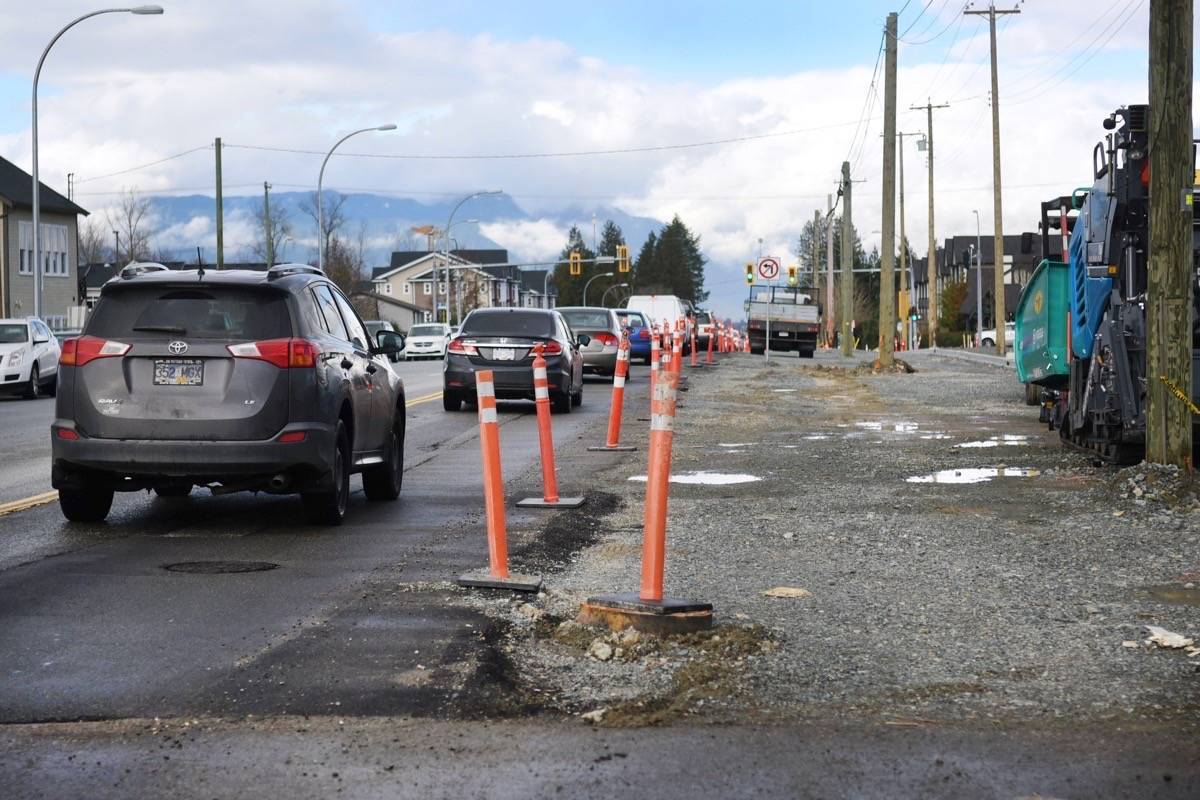 Web Poll: Is it time for the Township to finish widening 208 Street?