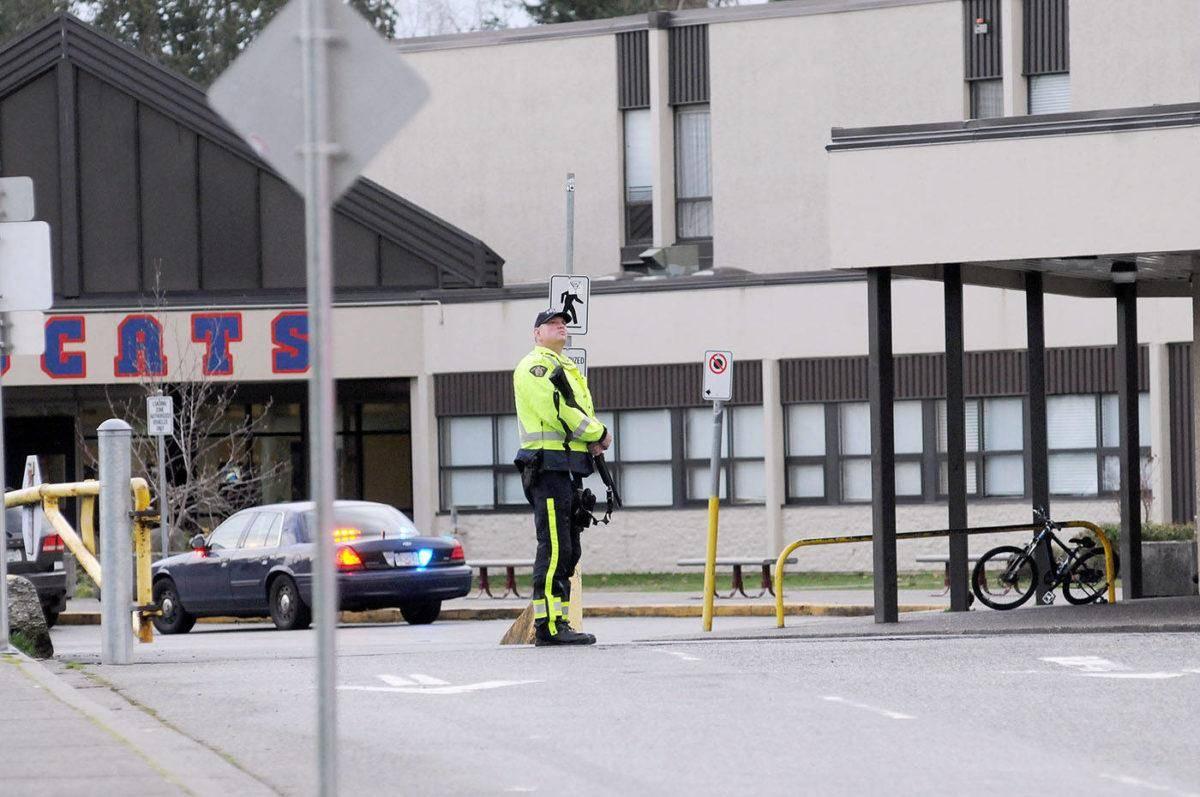 Florida school shooting creates emotional response locally