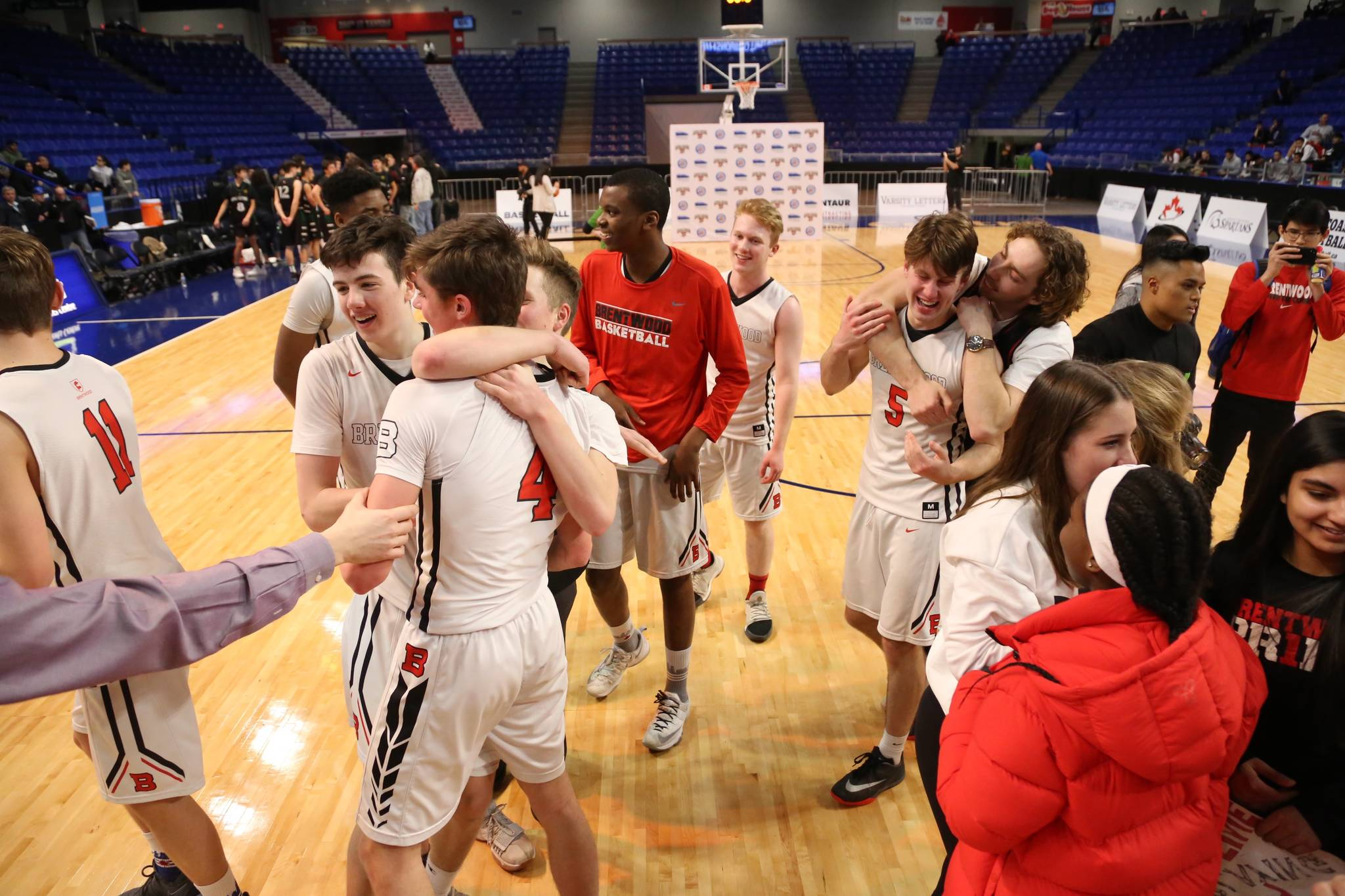 VIDEO: Brentwood College slays Dragons in B.C. final