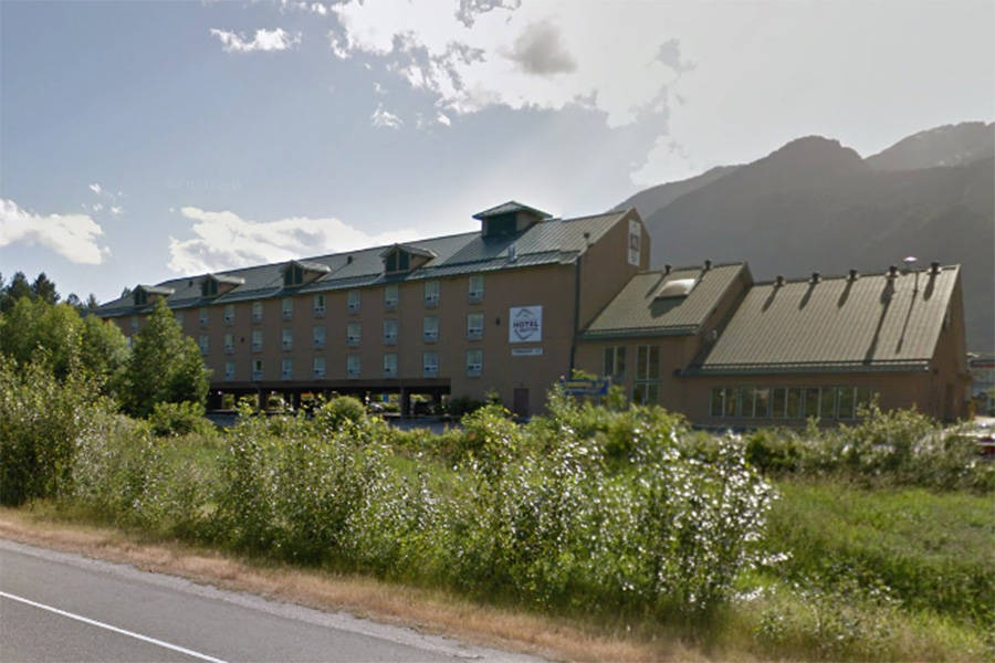 The Mountain Retreat Hotel & Suites in Squamish is owned by Coastal Hospitality. Google Maps