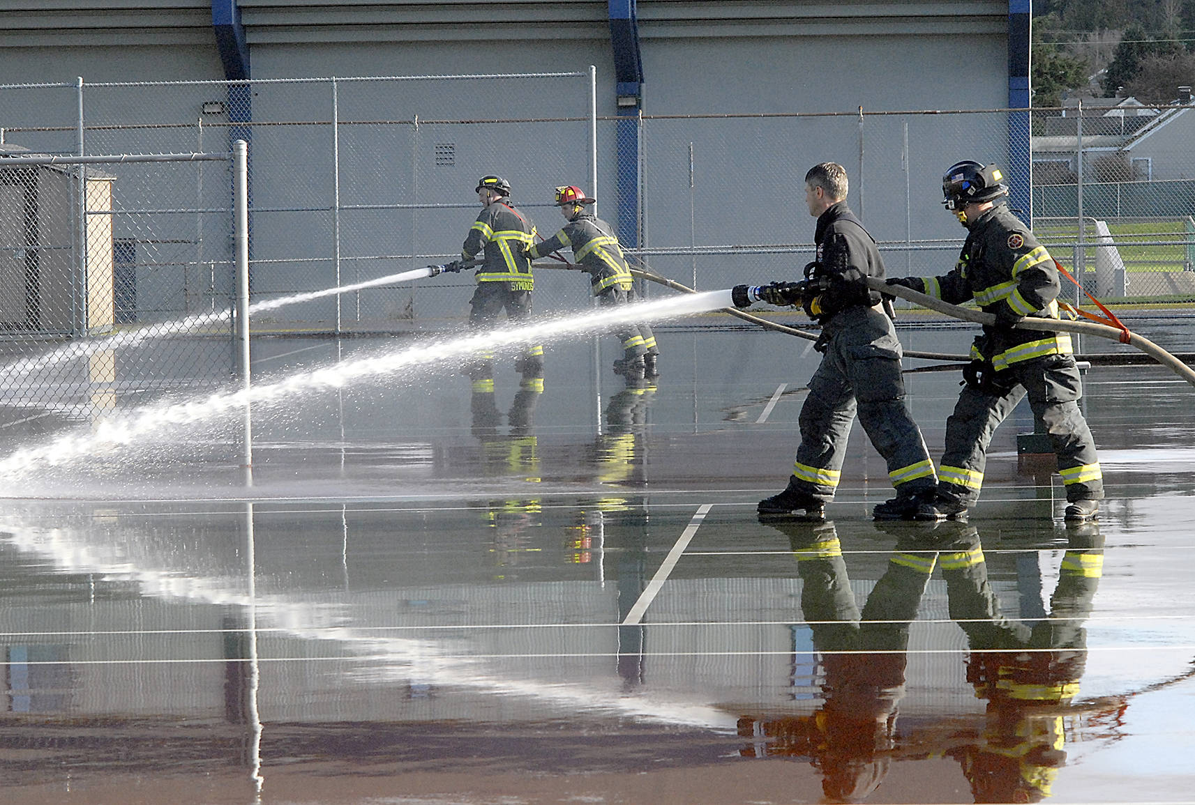 Firefighters, nurses top list of most respected professions