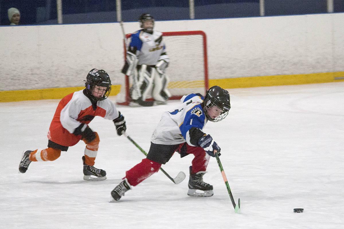 More than 500 players took part in the annual Jordan Owens memorial hockey tournament at the Langley Sportsplex. Dan Ferguson Langley Times