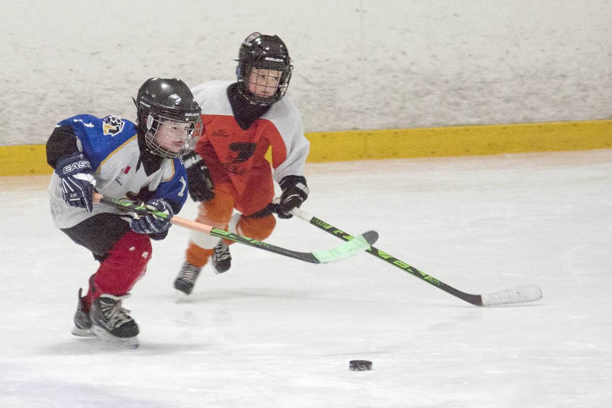 The annual Jordan Owens memorial hockey tournament at the Langley Sportsplex. Dan Ferguson Langley Times