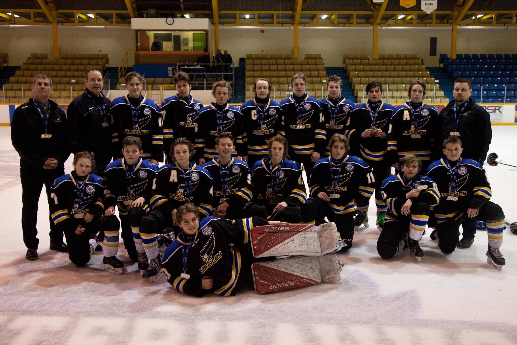 Eagles grounded in gold-medal game