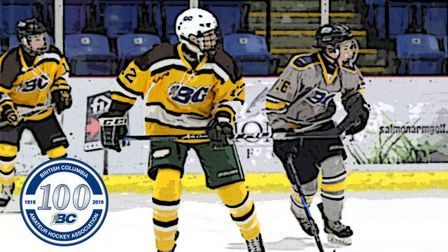 Seven off to BC Cup camp