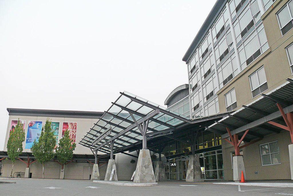 The Cascades casino hotel and convention centre. File photo