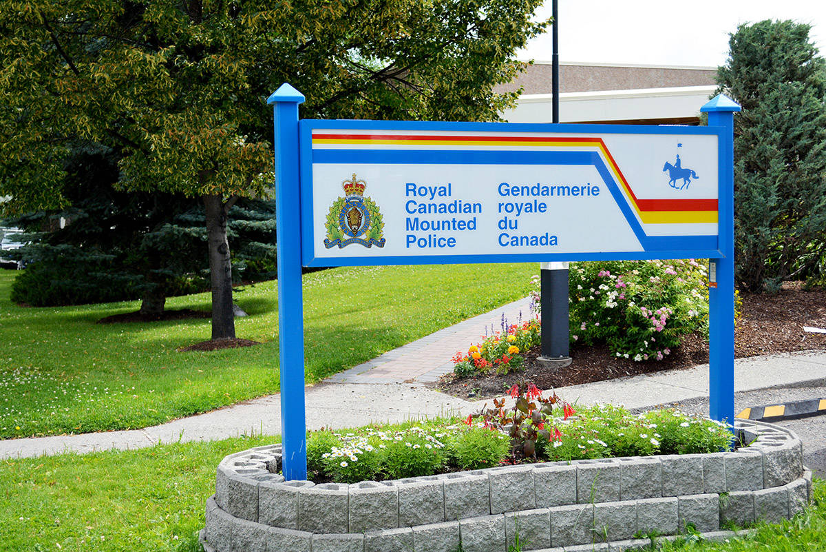 Williams Lake RCMP have arrested several individuals in relation to a dial-a-dope operation. File photo
