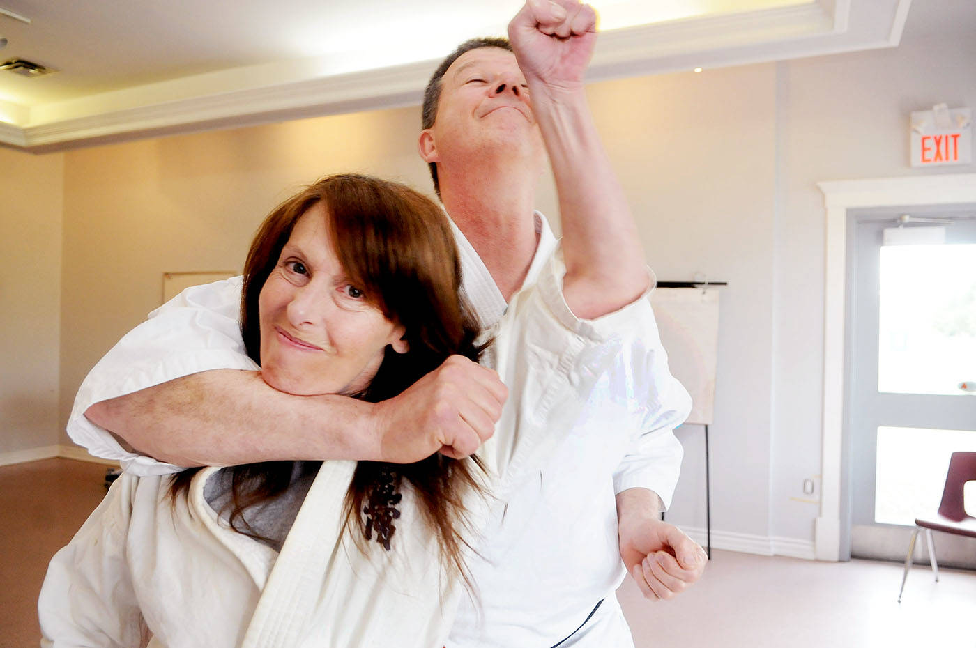 Karate instructor aims to empower women through self defence