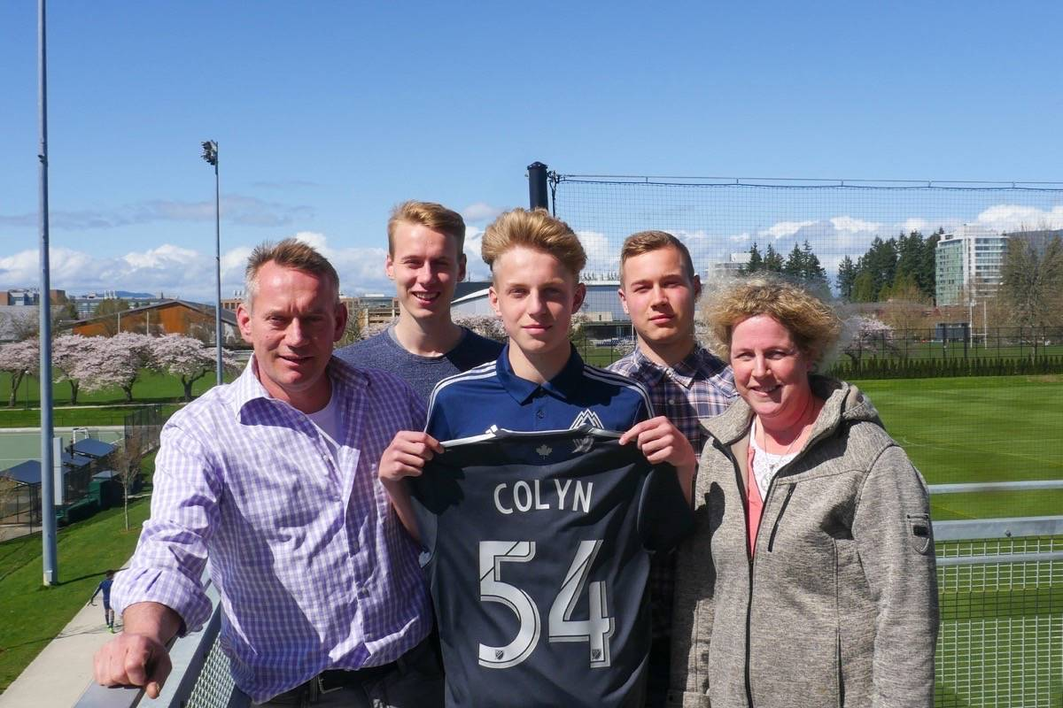 Langley teen signs with Vancouver Whitecaps