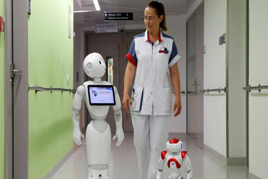 Robot caretakers could be in your future