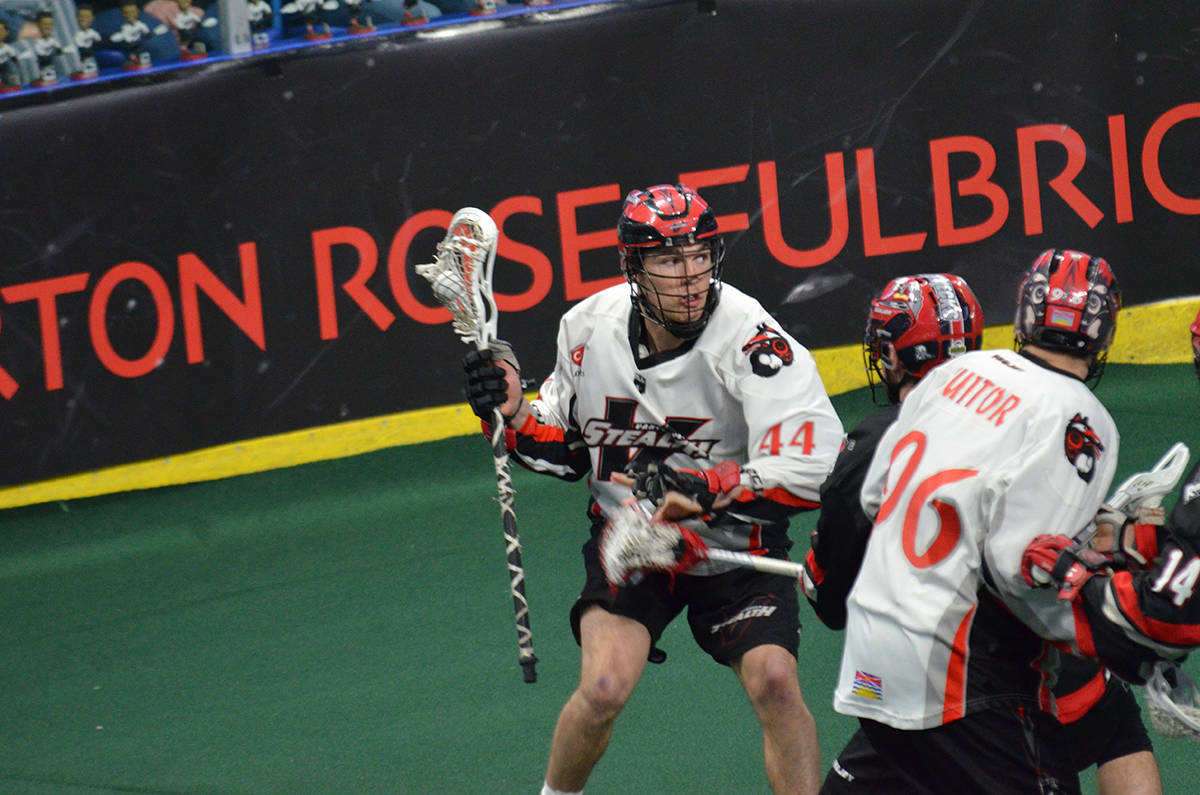Anthony Malcom had three goals and six points but the Stealth lost 26-11 . Gary Ahuja Langley Times