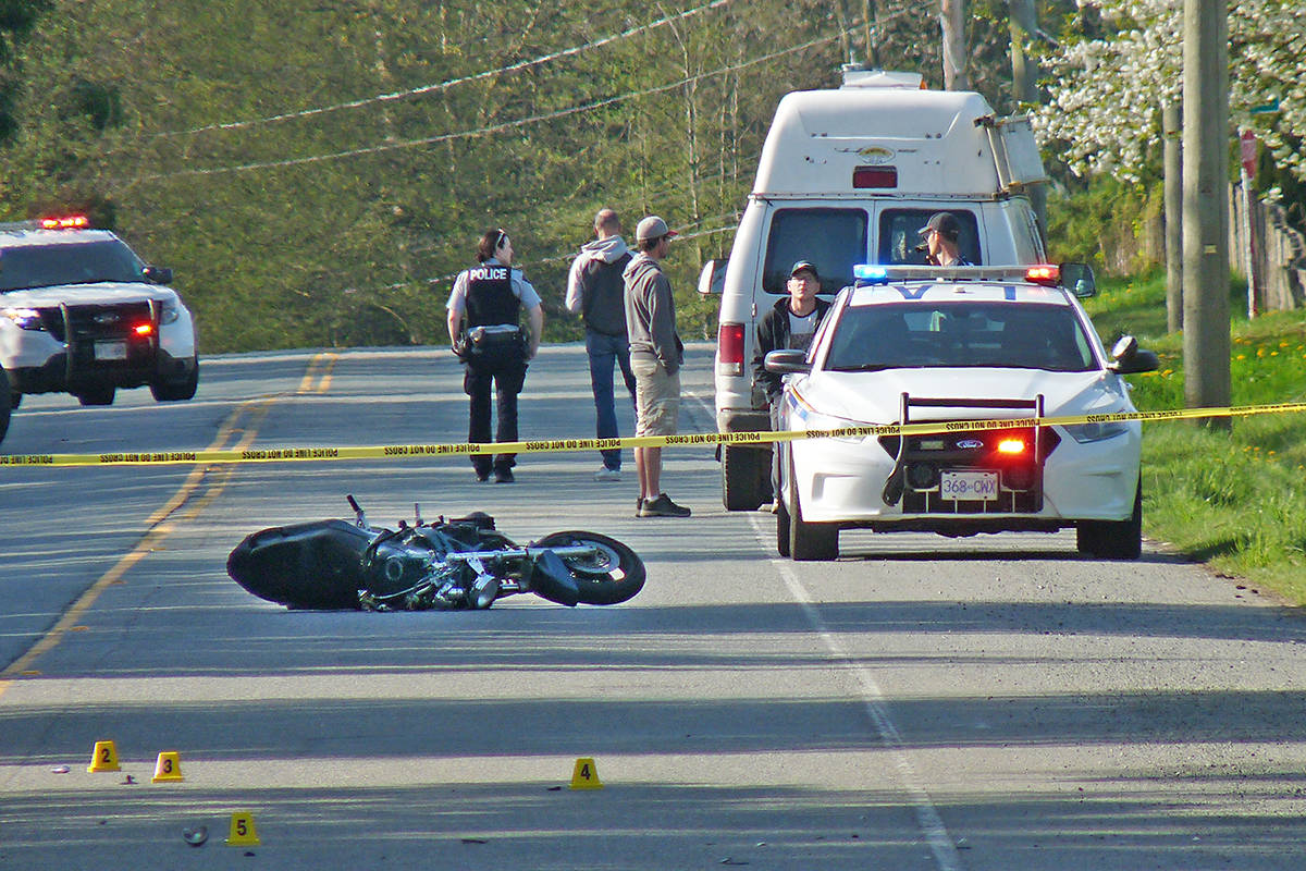 UPDATE: Aldergrove man identified in Tuesday's fatal crash – Langley