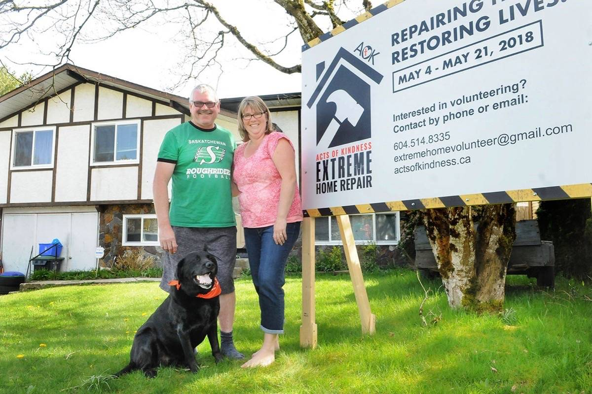 VIDEO: Extreme Home Repair team set to revamp 'house of the undone'