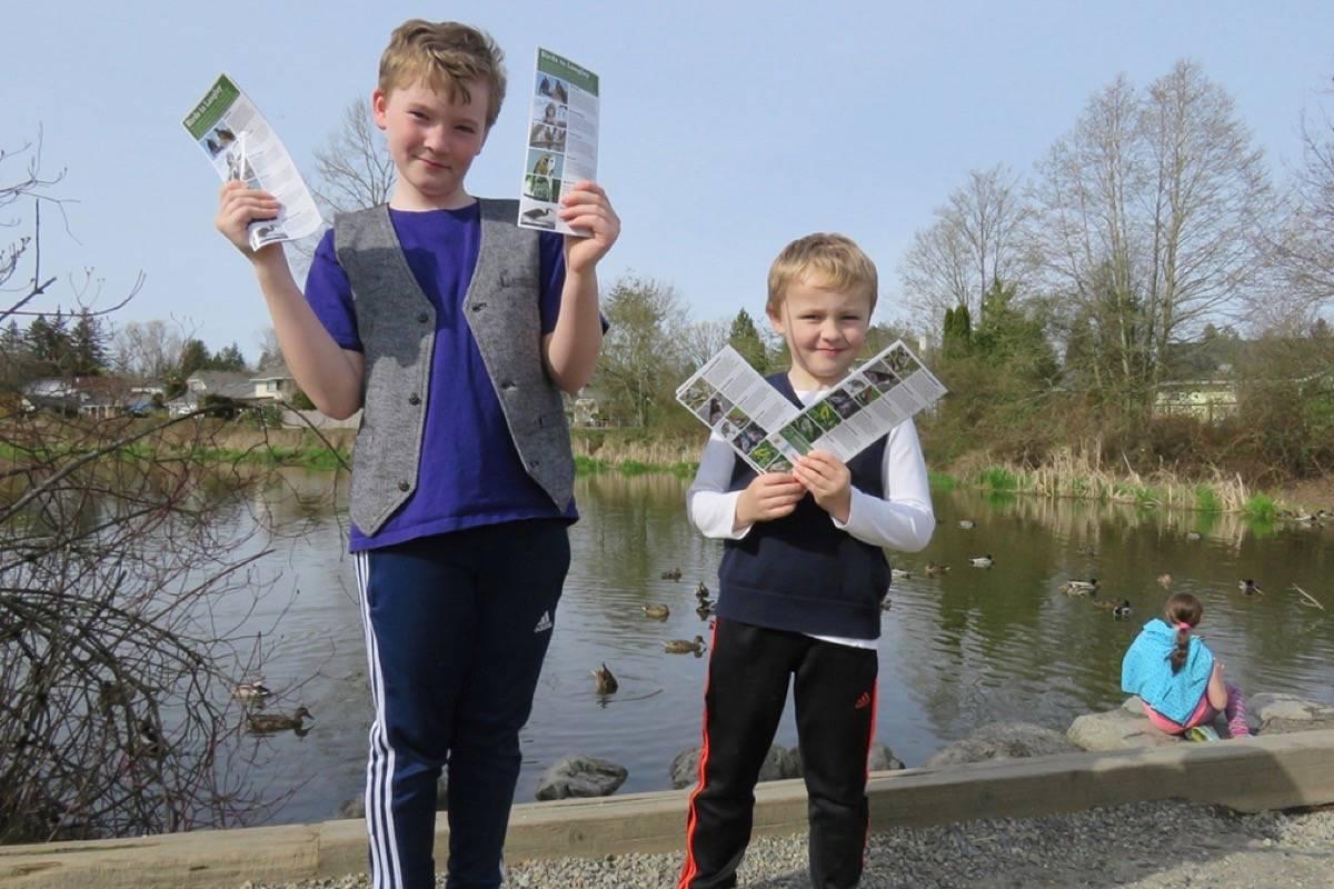 Birding proves popular in Langley