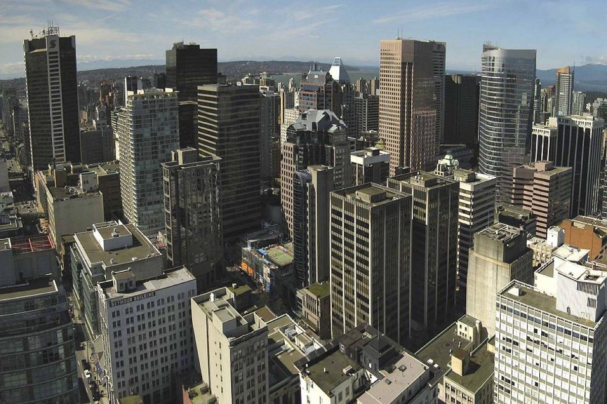 High property prices are pushing millennials out of Vancouver. (Wikimedia Commons)