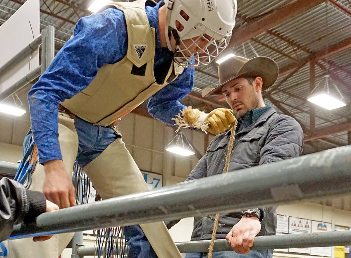 Montreal Habs goalie Carey Price stops by B.C. hometown for rodeo