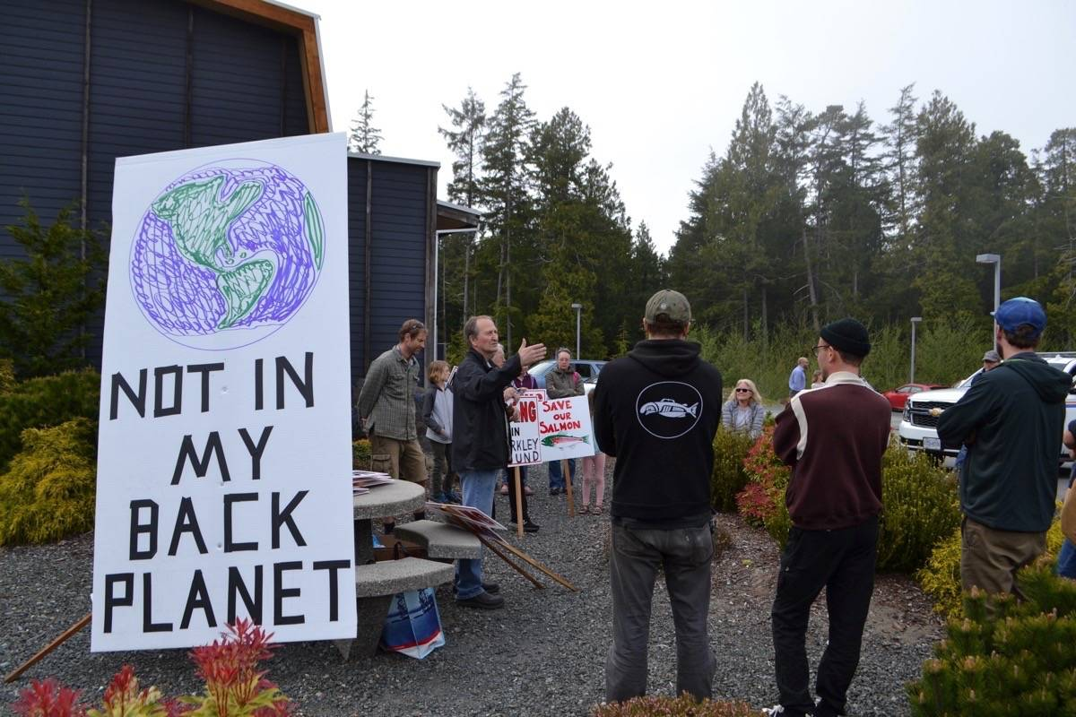 Could Vancouver Island be the site of a future LNG export facility?