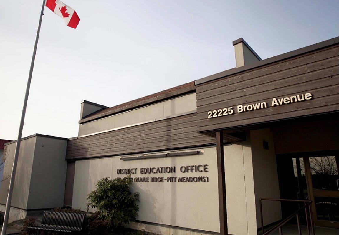 Tran started in the Maple Ridge-Pitt Meadows school district in 2000.