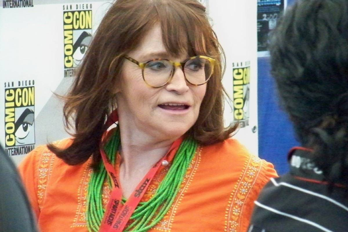 Margot Kidder at 2009 Comic-Con. (Loren Javier/Flickr)